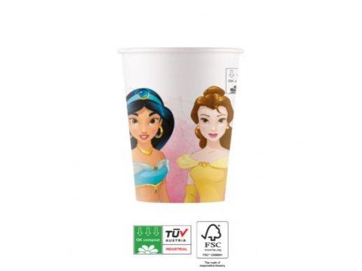 Disney Princesses Paper Cups (8pcs)
