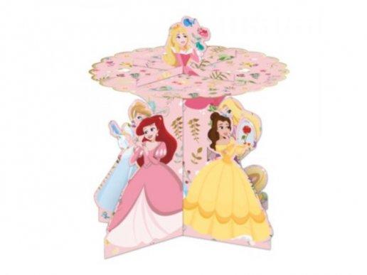 Disney Princess Cupcake Stand 27cm X 25cm