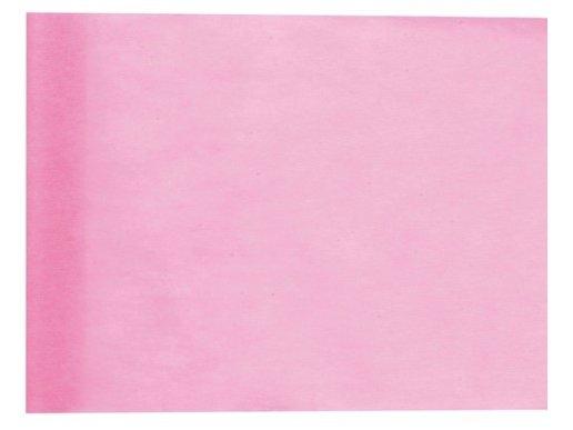 Ροζ Runner για το τραπέζι (35εκ x 10μ)