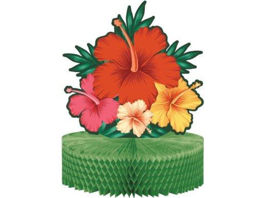 Tropical Flowers Table Centerpiece (22,8cm x 30,4cm)