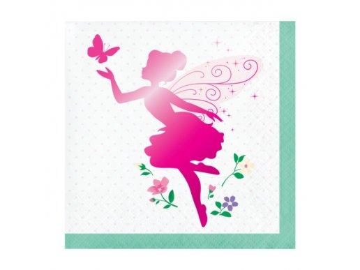 Beverage Napkins Fairy Sparkle (16pcs)