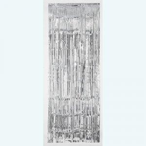 Curtain Silver Foil