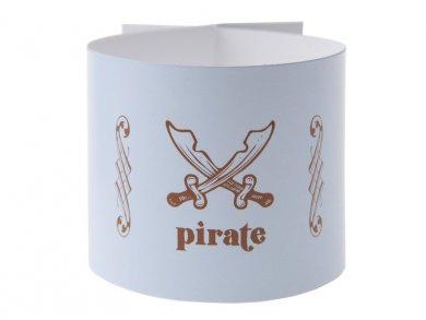 Pirate Napkin Rings (6pcs)