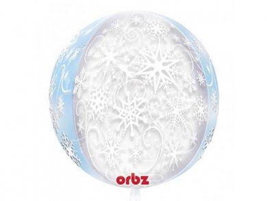 Χιονονιφάδες ORBZ Μπαλόνι (40εκ)