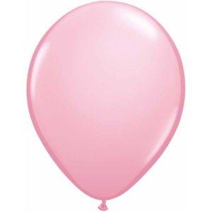 Pink Latex Balloons (5pcs)