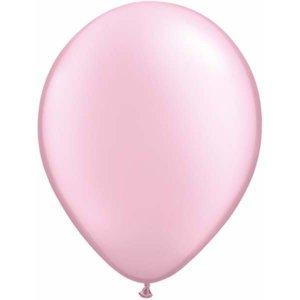 Ροζ Περλέ Λάτεξ Μπαλόνια (5τμχ)