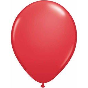 Κόκκινα Λάτεξ Μπαλόνια (5τμχ)