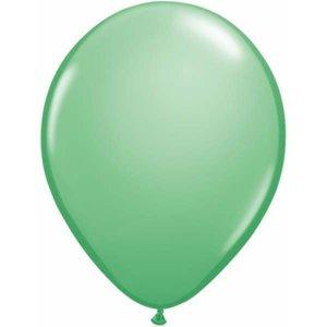 Πράσινα Φυστικί Μπαλόνια Λάτεξ (5τμχ)