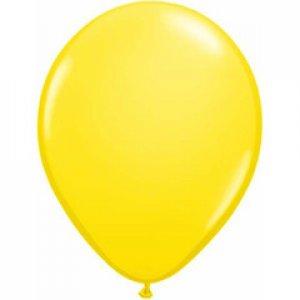 Κίτρινα Λάτεξ Μπαλόνια (5τμχ)