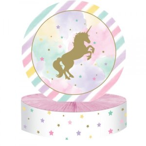 Unicorn with Stars Centerpiece