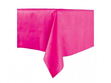 Waterproof Tablecover in Fuchsia Color (140cm X 240cm)