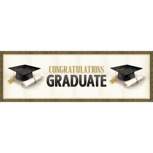 Αφίσα Congratulations Graduate (50,8εκ x 167εκ)