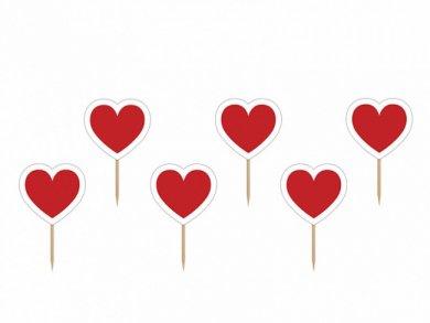 Red Heart Decorative Picks (6pcs)