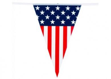 American Party Γιρλάντα Σημαιάκια (6μ)