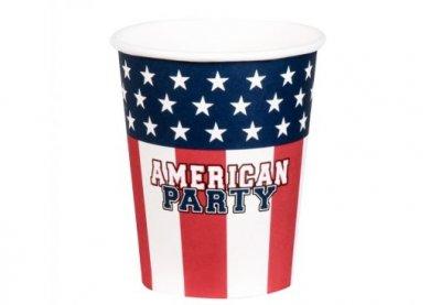American Party Ποτήρια Χάρτινα (6τμχ)