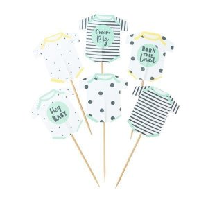 Born To Be Loved Decorative Picks (12pcs)
