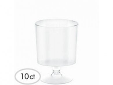 Mini pedestal cups 10/pcs