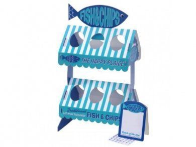 Fish and Chip Stand (40 x 30 x 24,5)