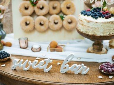 Candy Buffet-Bar - Baptism Party Supplies