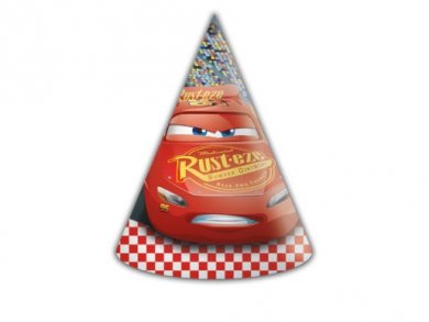 Cars Καπελάκια για Πάρτυ (6τμχ)
