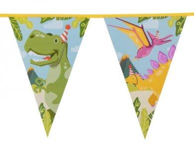 Dinosaurs Flag Bunting (6m)