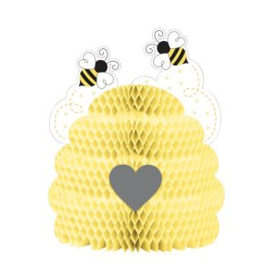 Bumblebee Centerpiece Table Decoration (22,8 x 27,9)