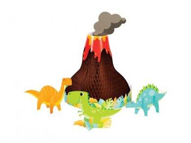 Happy Dinosaurs Centerpiece Table Decorations (4pcs)