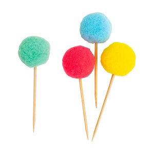 Picks - Cake Toppers - Party Accessories
