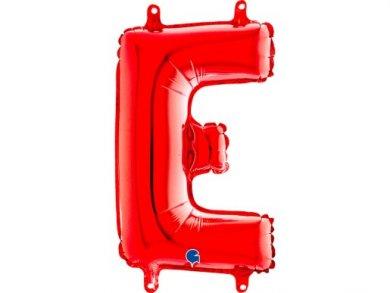 E Μπαλόνι Γράμμα Κόκκινο (35εκ)
