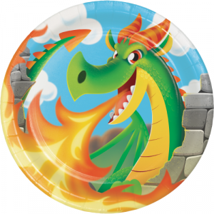 Dragons - Boys party supplies