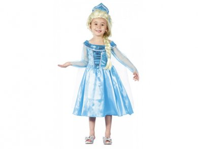Snow Princess costume 3-4 years old