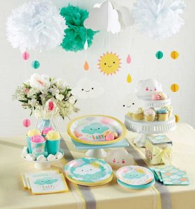 BABY SHOWER - THEMED PARTY SUPPLIES