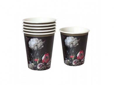 Baroque Paper Cups (12pcs)