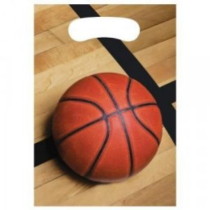 Basketball Lootbags 8/pcs