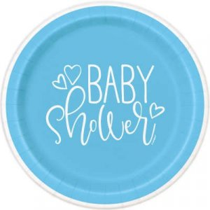 Baby Boy - Baby Shower Theme