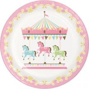 Carousel - Baby Shower Party Supplies