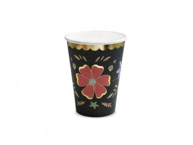 Dia de Los Muertos Paper Cups 6/pcs