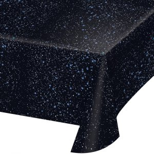 Space Blust plastic tablecover