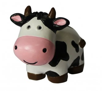 Cow Cake topper