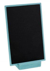 Blue chalkboard