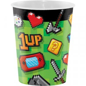 Gaming Party Plastic Cup