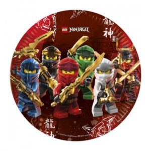 Lego Ninjago - Boys party supplies