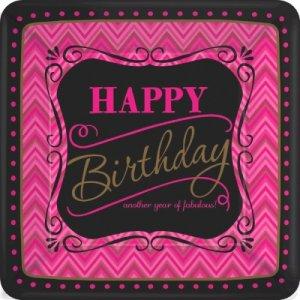 Fabulous Γενέθλια - Είδη πάρτυ για Κορίτσια