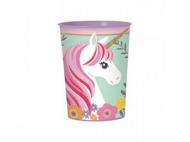 Magical Unicorn Plastic Cup