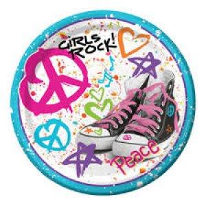 Girls Rock - Είδη πάρτυ για Κορίτσια