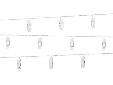 Led Lights Photo Clips Garland