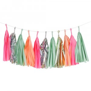 Tassel Garlands - Party Decorations