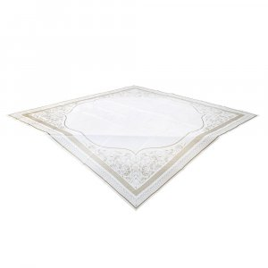 Party Gold porcelain square tablecover