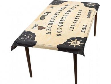 Υφασμάτινο Τραπεζομάντηλο Ouija Board (195εκ x 115εκ)