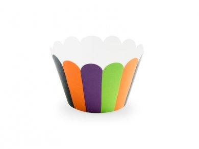 Hocus Pocus Cupcake Wrappers 6/pcs